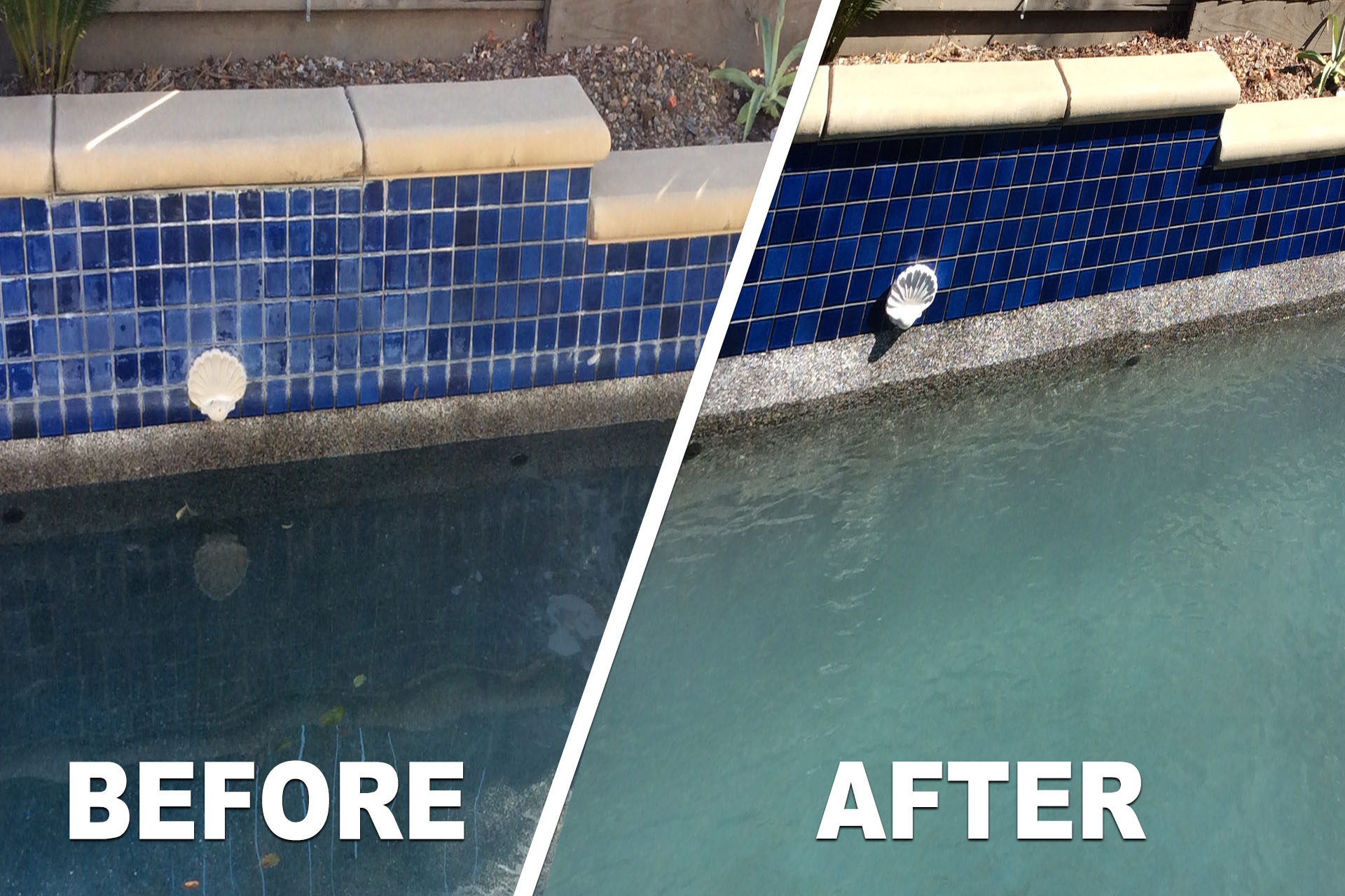 Swimming Pool Tile Cleaning Hess Tile Cleaning