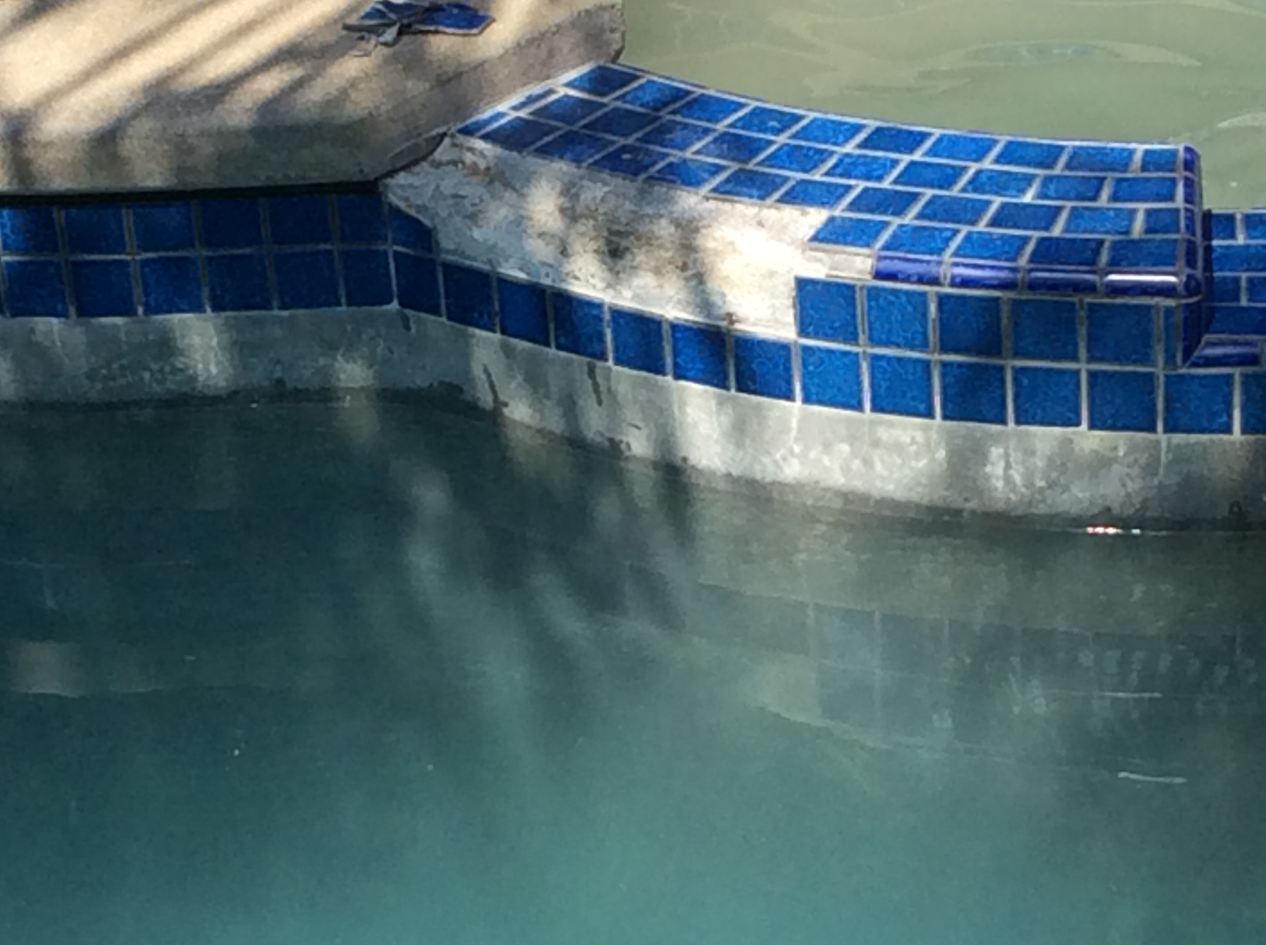 Swimming Pool Tile Repair - Hess Tile Cleaning
